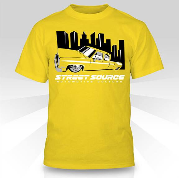 SS Dually Yellow T-Shirt